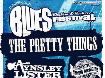 Harpenden Blues, Rhythm & Rock Festival : The Pretty Things, Aynsley Lister, Simon McBride, Connor Selby Band, Luke Doherty, Deep Blue Sea picture