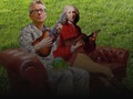 All Hail The Snail (And Other Creatures): John Hegley, Half Moon event picture