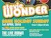 Soul Night - Stevie Wonder Tribute: DJ Wink event picture