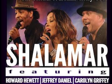 Friends 35th Anniversary Tour: Shalamar, Natasha Watts, Sammie Jay picture