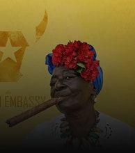 The Cuban Embassy artist photo