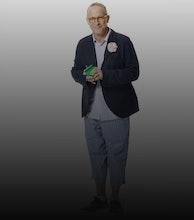 David Sedaris artist photo