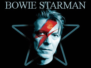 The David Bowie Musical Celebration: Bowie Starman picture