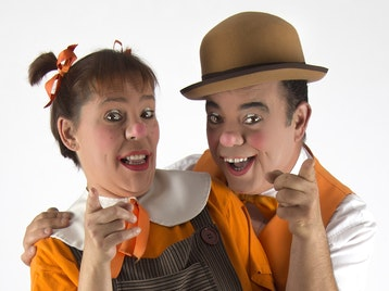 The Netherlands National Circus artist photo
