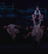 Motionhouse Dance Theatre artist photo