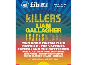 FIB Benicassim Festival 2018 picture