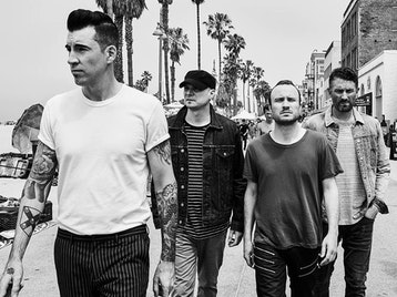 Theory Of A Deadman artist photo