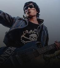 Guitar Wolf artist photo