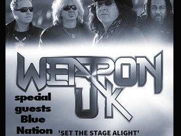 Weapon UK, Blue Nation picture