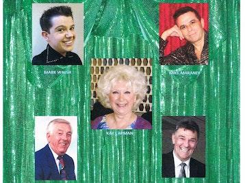 Mickie's Christmas Party: Mickie Driver, Mike Marandi, Mark Walsh, Kay Carman, Bob Curtis picture