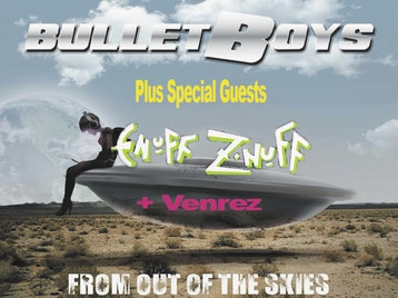 BulletBoys, Enuff z Nuff, Venrez picture