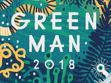 Green Man 2018: The War on Drugs, Fleet Foxes, King Gizzard & The Lizard Wizard, John Grant, Grizzly Bear, Public Service Broadcasting, The Brian Jonestown Massacre, Dirty Projectors, The Lemon Twigs, Kevin Morby, John Talabot, Baxter Dury, Curtis Harding, Alex Cameron, Teleman, Phoebe Bridgers, Courtney Marie Andrews, Jane Weaver, BEAK>, Goat Girl, Bo Ningen, Xylouris White, Marlon Williams, Shannon Lay, Omni, DUDS, Charles Watson, Ider, Snail Mail, Jade Bird, Seamus Fogarty, Juanita Stein, Haley Heynderickx, Jim Ghedi, Sorry, Stella Donnelly, Haze, Cate Le Bon, Anna Calvi, Joan As Police Woman, The Black Angels, Floating Points, John Maus, Susanne Sundfør, Kelly Lee Owens, Rolling Blackouts Coastal Fever, Tamikrest, Wye Oak, Tunng, Fever, King Tuff, Lucy Dacus, Chastity Belt, HMLTD, Pictish Trail, Sweet Baboo, A Hawk and A Hacksaw, Amber Arcades, The KVB, Snapped Ankles, Sacred Paws, Lost Horizons, Bas Jan, Ed Dowie, Westerman, Spinning Coin, Group Listening, ACCU, Fenne Lily, Adwaith, Sock, Buzzard, Aadae, Teenage Fanclub, The Lovely Eggs, Frankie Cosmos, Eleanor Friedberger, Whyte Horses, Insecure Men, Föllakzoid, Ari Roar, Conservatoire Folk Ensemble, J. Bernardt, Black Midi, Horsey, Squid, The Cosmic Array, Mount Kimbie, High Contrast, John Talabot, Simian Mobile Disco, Deep Throat Choir, Huw Stephens, Tom Ravenscroft, Alfresco Disco DJs, Heavenly Jukebox, Lycra, Dutty Disco, Big Jeff, Fever Club, Afla Sackey, Afrik Bawantu, Agbeko Dance Band, Amy True, Animal Noise, Animanz, Ben Catley, Beget Lewis, Edd Keene, Friendly Fire, Gringo Ska, Groovelator, Holly Holden y Su Banda, Joncan Kavlakoglu, Kiriki Club, Lazy Habits, Lost Tuesday Society, Phil Wang, Bec Hill, Rob Deering, Pat Cahill, Stuart Laws, Lloyd Griffith, Annie McGrath, Mark Olver, George Egg, Bobby Mair, Phil Jerrod, Caroline Mabey, Gavin Osborn, Howard Read, Steve Hall, Gabriel Ebulue, Tiernan Douieb, Hedluv + Passman, Annie Nightingale, King Gizzard & The Lizard Wizard, Literary Death Match, John Grant, Peggy Seeger, Pete Paphides, Viv Albertine (The Slits), Anita Sethi, The Three Track Podcast Live, Baxter Dury, Ross Sutherland, Rob Young, The Glass Aisle, Horatio Clare, Richard King, Owen Sheers, Bob Stanley, Pete Brown picture