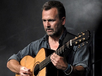 Folk At The Glee Present: Martin Simpson picture