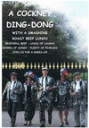 Flyer thumbnail for A Cockney Ding-dong: Kay Carman, Annie Riley, Bob Curtis, Mickie Driver, David Carter
