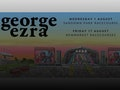 An Evening At The Races: George Ezra event picture