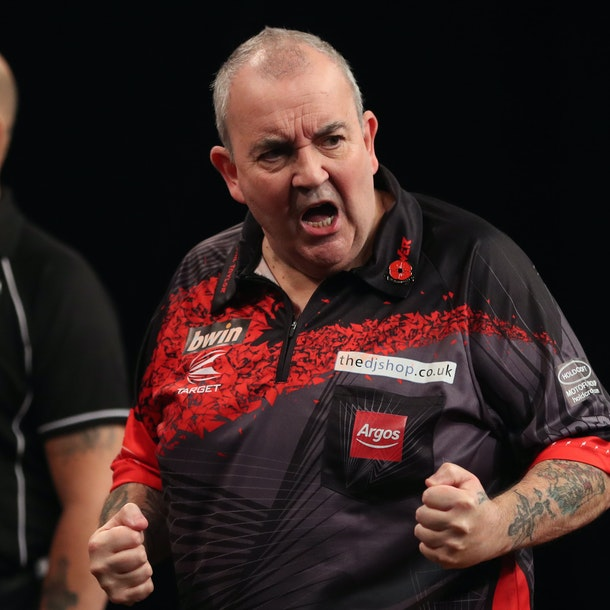 Phil 'The Power' Taylor Tour Dates