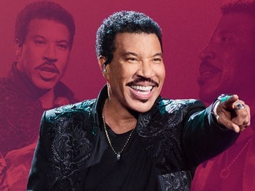 Lionel Richie artist photo