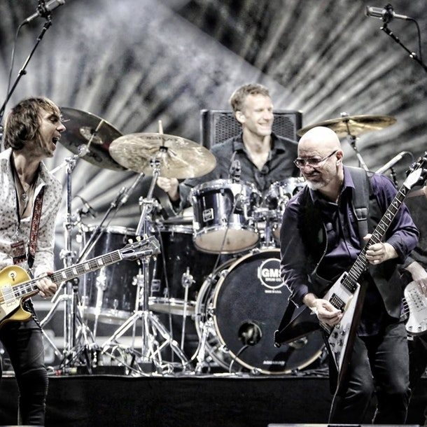 Wishbone Ash Tour Dates