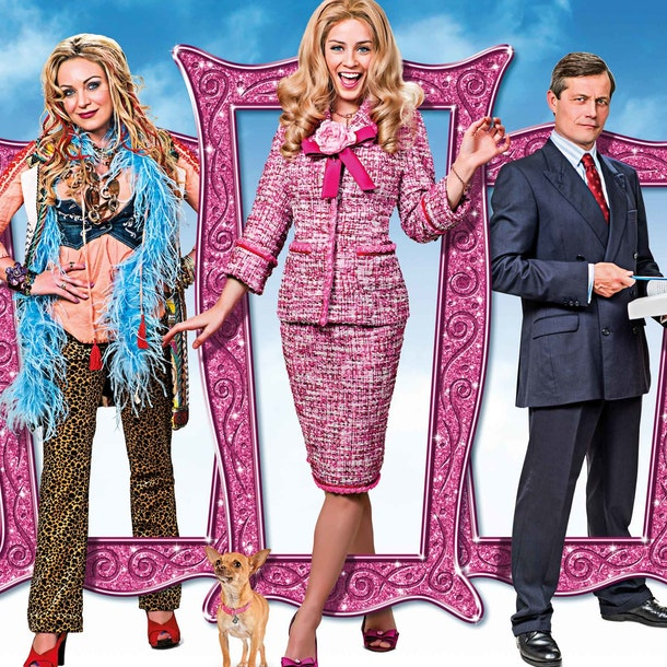Legally Blonde - The Musical Tour Dates