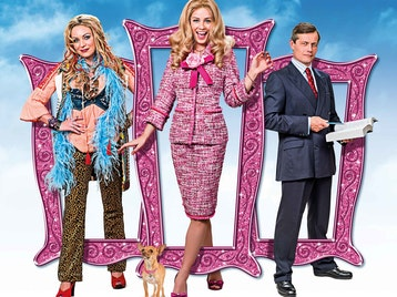 Legally Blonde The Musical (Touring), Rita Simons, Bill Ward, Lucie Jones picture