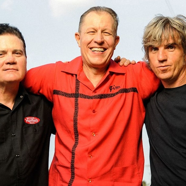Reverend Horton Heat Tour Dates
