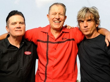 Reverend Horton Heat artist photo