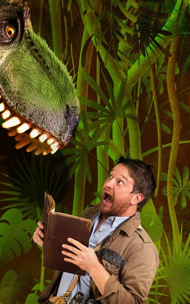 So You Think You Know About Dinosaurs?, Dr Ben Garrod