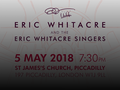 Eric Whitacre, The Eric Whitacre Singers event picture