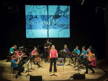 Stan And Mabel And The Race For Space (Schools Concert): Ensemble 360 picture