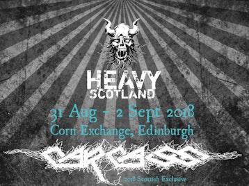 Heavy Scotland 2018 picture