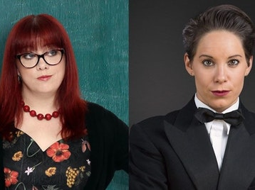 Fortitude/Keeping It Classy: Angela Barnes, Suzi Ruffell picture