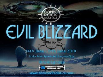 Sonic Rock Solstice: Evil Blizzard picture
