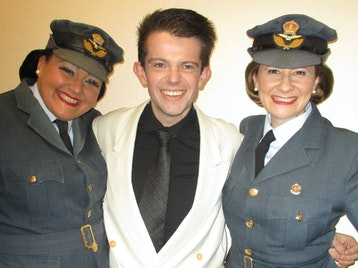 There'll Always Be An England: Swingtime Sweethearts, Mickie Driver, Mark Walsh picture
