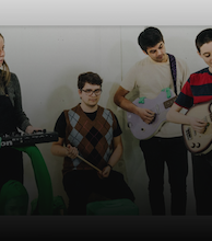 Frankie Cosmos artist photo