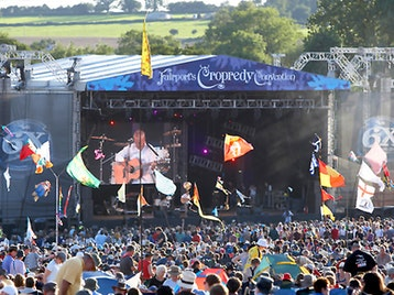 Fairport's Cropredy Convention 2018: Brian Wilson, Oysterband, Police Dog Hogan, Smith & Brewer, Fairport Convention, Levellers, Kate Rusby, Fish, Le Vent du Nord, Cregan & Co, The Travelling Band, Midnight Skyracer, BBC Young Folk Award Winner, Fairport Convention, Al Stewart, Afro Celt Sound System, Sam Kelly and the Lost Boys, The Bar-Steward Sons Of Val Doonican, Eric Sedge, Richard Digance picture