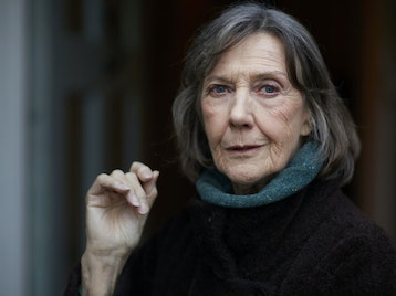 Dame Eileen Atkins artist photo