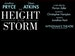 The Height Of The Storm: Jonathan Pryce, Dame Eileen Atkins event picture
