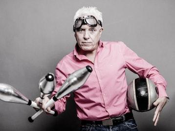 Dave Spikey artist photo