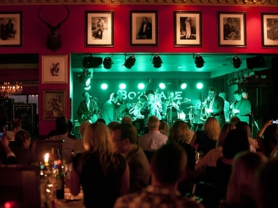 Burns Night - Frank and Dean Hootenanny London Tickets, Boisdale of Canary  Wharf, 25th Jan 2020