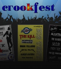 CrookFest artist photo