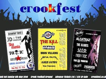 CrookFest venue photo