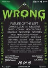 Flyer thumbnail for Wrong Festival 2018