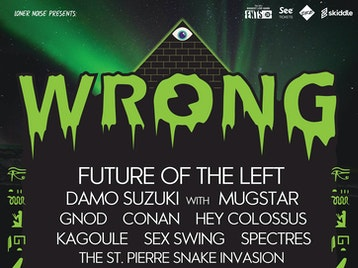 Wrong Festival 2018 picture