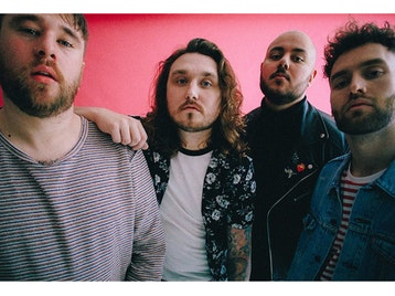 Wired Tour: Mallory Knox, Lonely The Brave, Fatherson picture