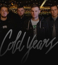 Cold Years artist photo