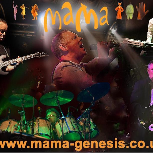 Mama: An Evening of Genesis Tour Dates