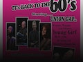 Back to the 60s: The Union Gap UK, A Tribute To Cliff Richard & The Shadows - The Golden Years event picture