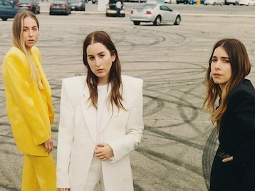 Haim + Death At Sea picture