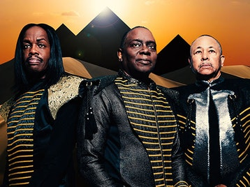 Earth Wind And Fire + Brand New Heavies picture