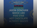 Here And Now - The Very Best Of The 80s: Jason Donovan, Midge Ure event picture